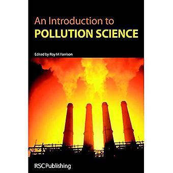 En introduktion till vetenskap om föroreningar