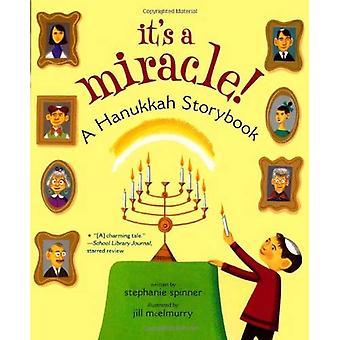 È un miracolo!: un libro di fiabe di Hanukkah