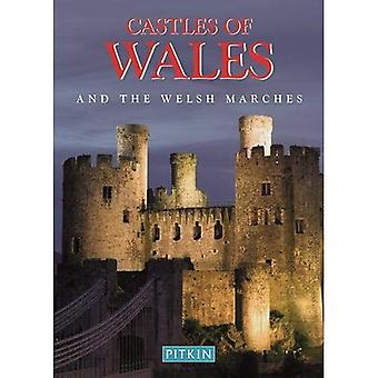 Castles of Wales: And the Welsh Marches (Pitkin Guides)