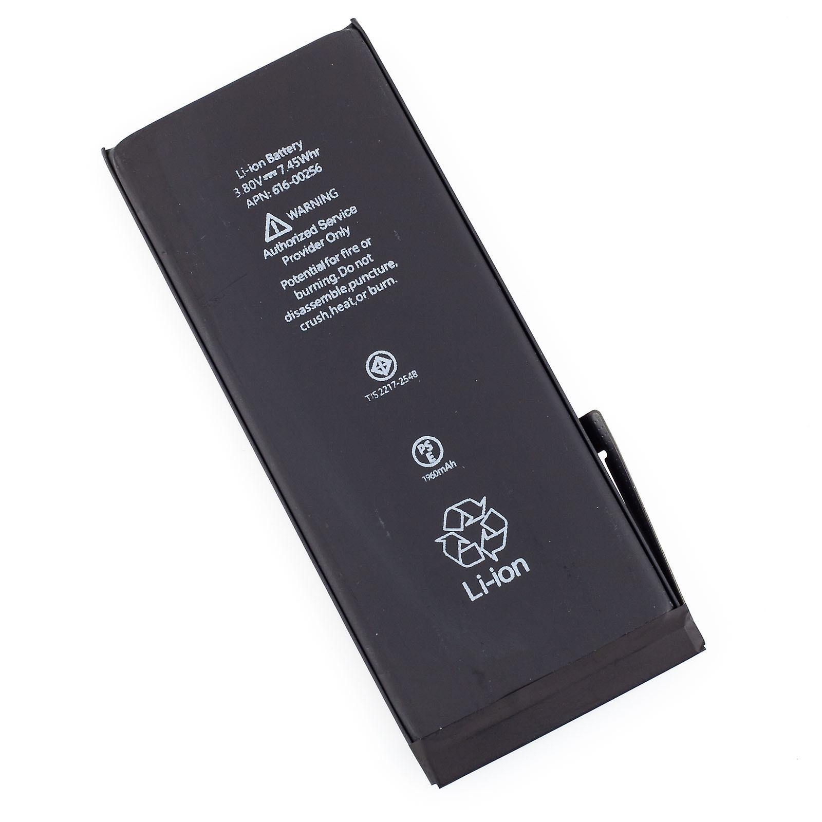 10 Pack Set of Battery for Apple iPhone 7 4.7