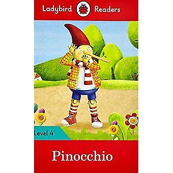Pinokkio - Ladybird lezers niveau 4