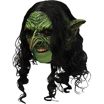 Wicked Chinless Dlx Mask For Halloween