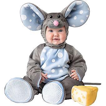 Costume de souris mignon bambin