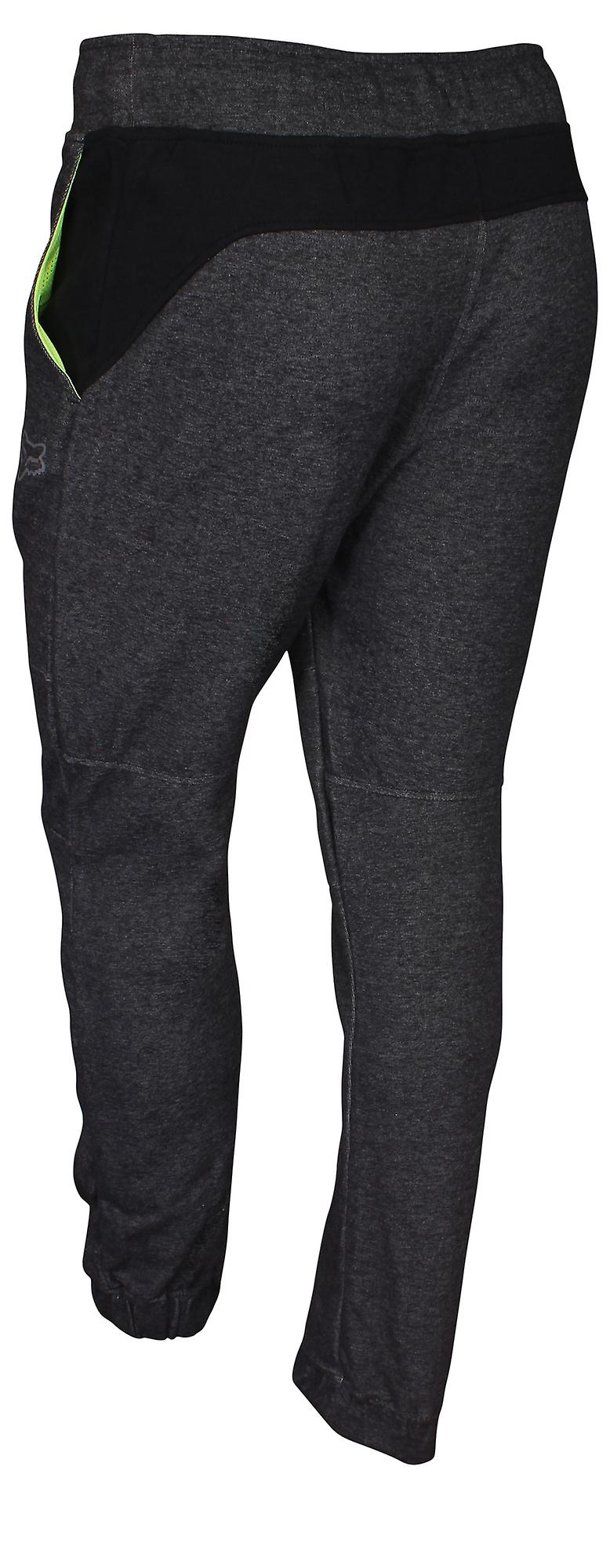Fox Racing Mens Lateral svette bukser - Heather svart