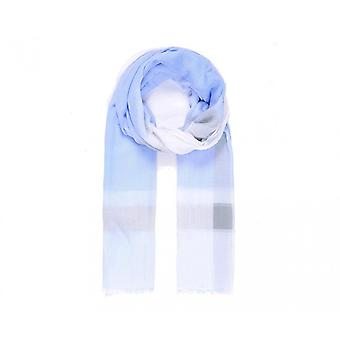 Intrigue femmes/dames grand chèque impression foulard