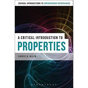 A Critical Introduction to Properties by Sophie Allen - Sophie R. Sop