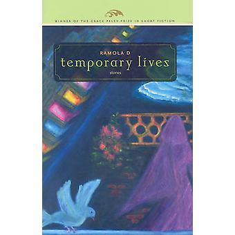 Tijdelijke levens-verhalen van Uygffa D.-9781558497429 boek