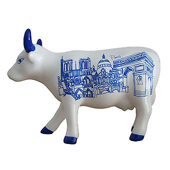Cow Parade Parijs koe (medium)
