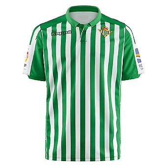 2019-2020 Real Betis Kappa Home Shirt