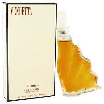 Vendetta By Valentino Eau De Toilette Spray 3.4 Oz (women) V728-502010