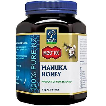Manuka Health MGO 100+ Pure Manuka Honey 1kg (MAN005)