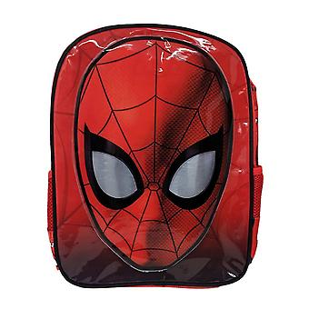 Children's Marvel Spider-Man Mask Backpack