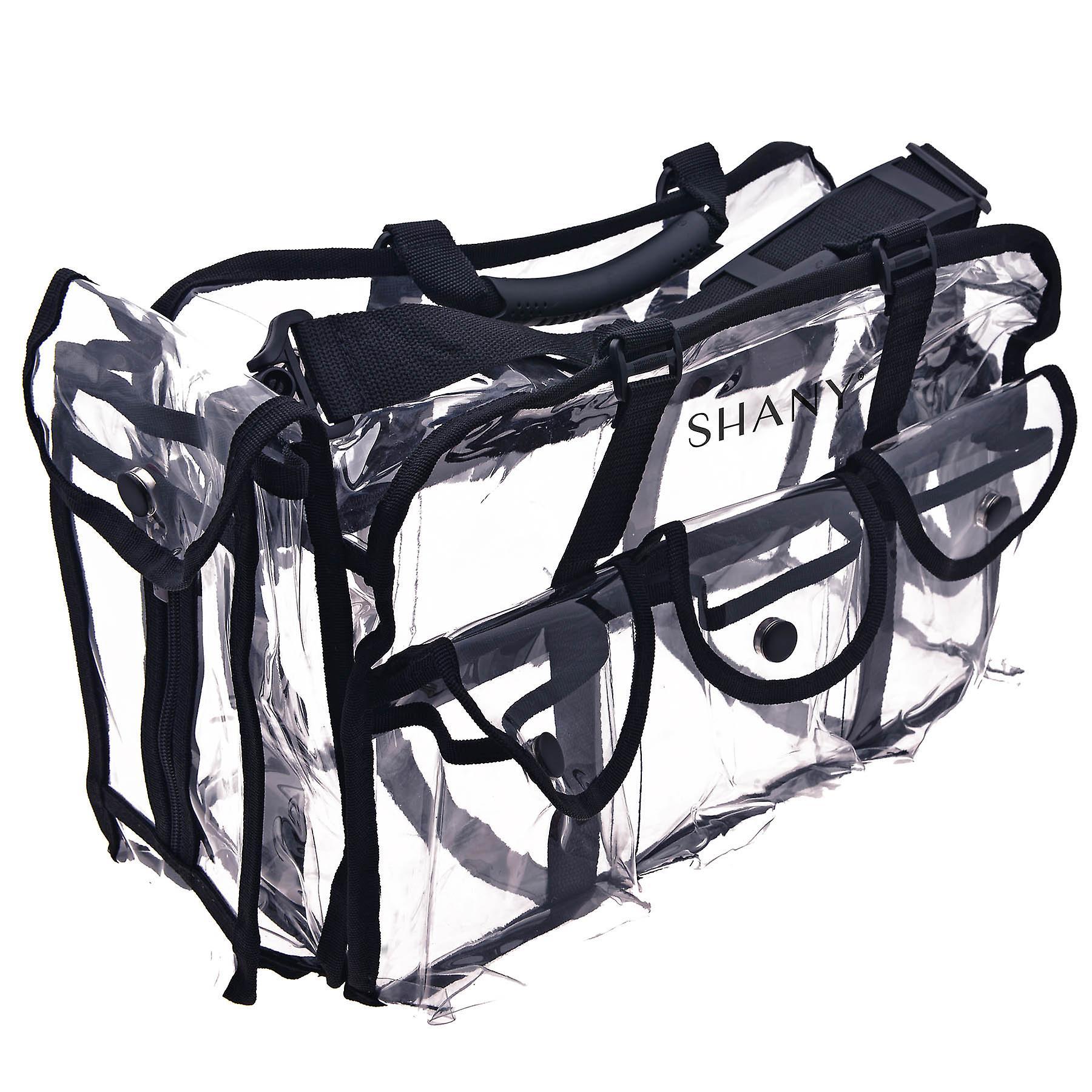 Shany Clear Makeup Bag Pro Mua