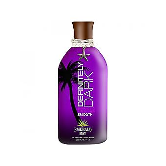 Smaragd Bay definitiv Dark Enhancing Intensifier Glatte Bräunung Lotion - 250ml