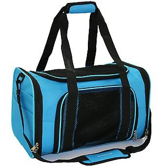 Compagnia aerea serie d'argento approvato soft sided pet carrier