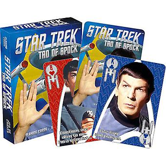 Playing Card - Star Trek - Tao of Spock 52466