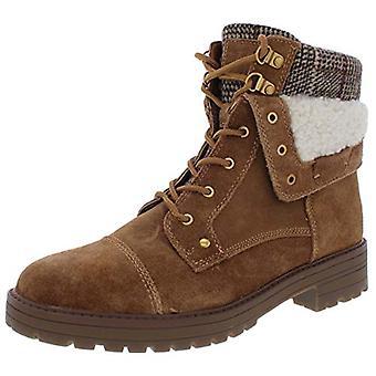 Tommy Hilfiger kvinner Dyan Suede ankel vinter støvler