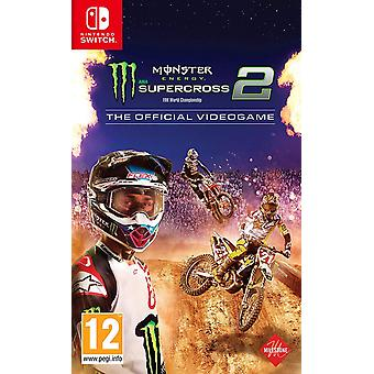 Monster Energy Supercross - The Official Video Game 2 Nintendo Switch Game