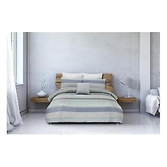 Ardor Boudoir Kendall Printed Embossed Single Quilt Cover Set