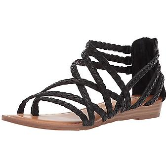 Carlos by Carlos Santana Womens Amara 2 Split Toe Casual Strappy Sandals