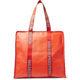 Oversize Logo Tote Bag