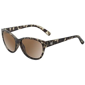 Dirty Dog Arrow Sunglasses - Olive Tort/Brown