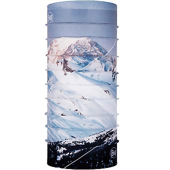 Buff Nuovo originale Mountain Collection Neck Warmer in M-Blank Blue