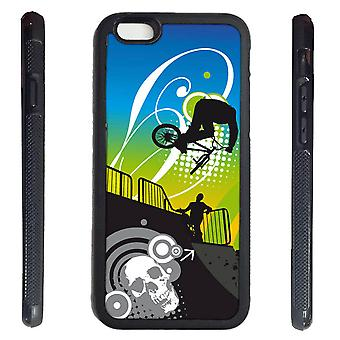 iPhone 6 shell with Street BMX picture