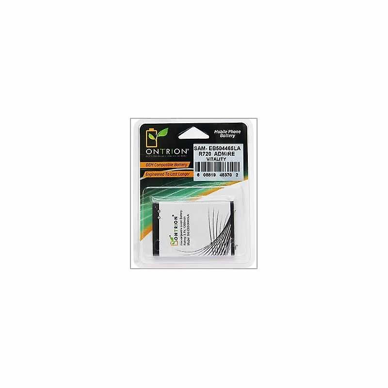 Ontrion 1200mah Lithium Ion Replacement Battery for Admire/Galaxy S Aviator