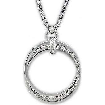 Tamaris-damer-Patty halsband-TJ060-silver