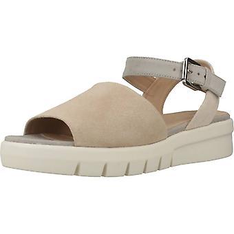 Sandálias Geox D Wimbley Sandal Color Ch65k