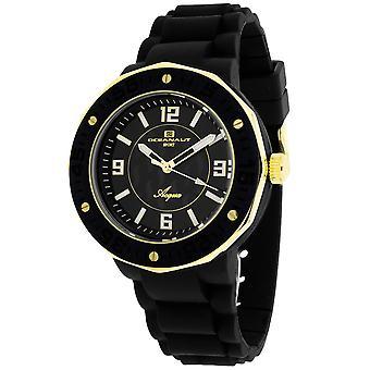 Oceanaut Women-apos;s Acqua Black Dial Watch - OC0214