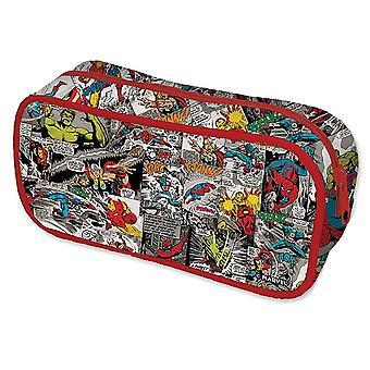 Marvel Comics Personnages Crayon Cas