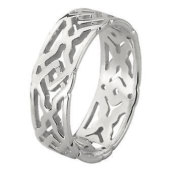 Celtic evighet interlace ring