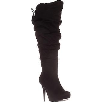 Thalia Sodi Womens Brisa fechado Toe joelho alta moda botas