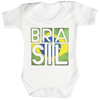 Brasil Baby Bodysuit / Babygrow