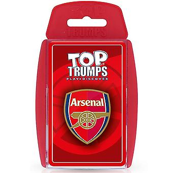 Top Trumps Arsenal FC