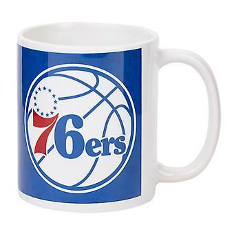 Fanatics NBA Team Keramik Kaffeetasse - Philadelphia 76ers