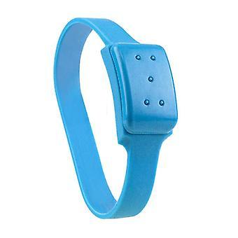 Citronella, Bracelet against Mosquitoes - Blue