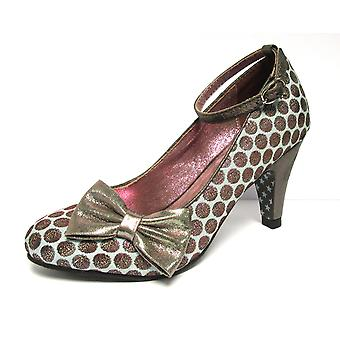 Joe Browns Couture Rochelle Polka Dot Court Shoes