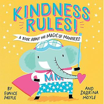 Kindness Rules a HelloLucky Book a Book About the Magic of M de Hellolucky