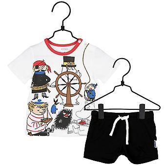Moomin Shorts set - Pirates, 62 cl