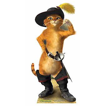 Puss In Boots from Shrek Cardboard Cutout / Standee / Standup