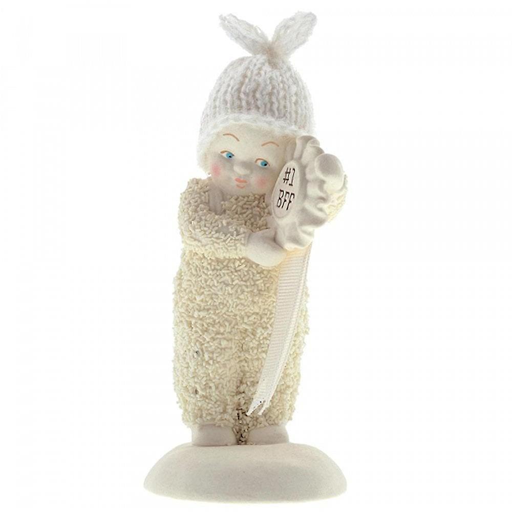 Snowbabies Number 1 Bff Figurine