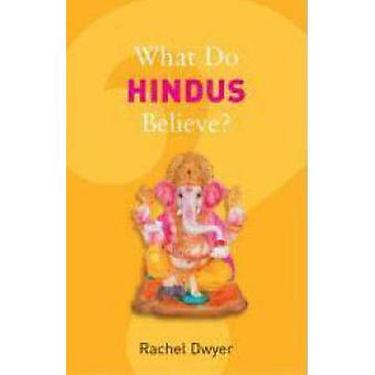 What Do Hindus Believe by Rachel Dwyer