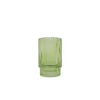 Light & Living Tealight 6x10cm - Philon Glass Green