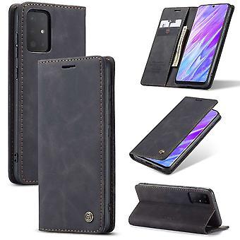 Retro Wallet Smart for Samsung S20 Plus Black