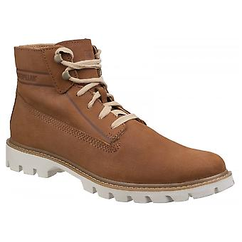 CAT Lifestyle Cat Lifestyle Basis Lace Up Boot Ginger