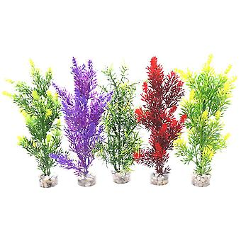 Sydeco Buisson Large (Poissons , Décoration , Plantes artificielles)