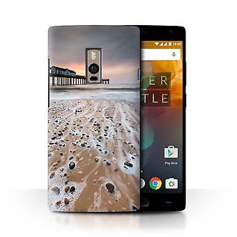 STUFF4 Case/Cover for OnePlus 2/Two/Stones/Pebbles/English Seaside